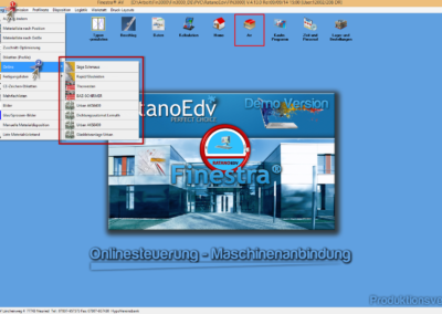 11-Onlinesteuerung-Maschinenanbindung